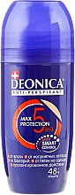 Voňavky, Parfémy, kozmetika Guľôčkový dezodorant - Deonica For Men Max Protection 5 in 1
