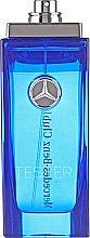 Voňavky, Parfémy, kozmetika Mercedes-Benz Club Blue - Toaletná voda (tester bez viečka)
