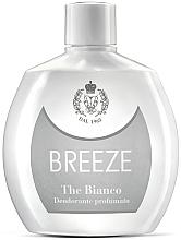 Voňavky, Parfémy, kozmetika Breeze The Bianco - Parfumovaný dezodorant