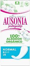Voňavky, Parfémy, kozmetika Vložky na denné použitie, 28 ks - Ausonia Cotton Protection Normal