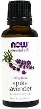 Voňavky, Parfémy, kozmetika Éterický olej z levandude širokolistej - Now Foods Essential Oils 100% Pure Spike Lavender