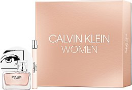 Voňavky, Parfémy, kozmetika Calvin Klein Women - Sada (edp/50ml + edp/10ml)
