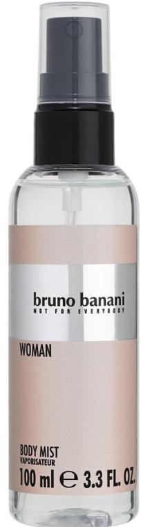 Bruno Banani Woman - Sprej na telo