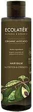 """Voňavky, Parfémy, kozmetika Balzam na vlasy """"Výživa a sila"""" - Ecolatier Organic Avocado Hair Balm"""
