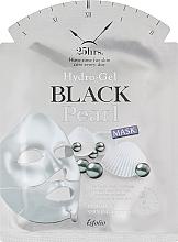 Voňavky, Parfémy, kozmetika Hydrogélová maska na tvár s čiernymi perlami - Esfolio Hydro-Gel Black Pearl Mask