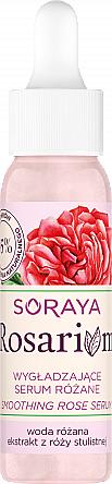 Vyhladzovacie sérum - Soraya Rosarium A Smoothing Rose Serum