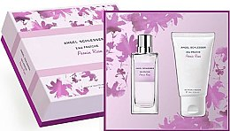 Voňavky, Parfémy, kozmetika Angel Schlesser Eau Fraiche Peonia Rosa - Sada (edt/100ml+sh/gel/150ml)