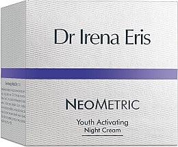 """Voňavky, Parfémy, kozmetika Nočný krém na tvár """"Aktivácia mladosti"""" - Dr Irena Eris Neometric Youth Activating Night Cream"""
