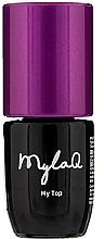 Voňavky, Parfémy, kozmetika Top na gélový lak - MylaQ My Top