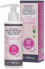 Voňavky, Parfémy, kozmetika Organický krém proti striám - Azeta Bio Organic During-Pregnancy Anti Stretch Mark Cream