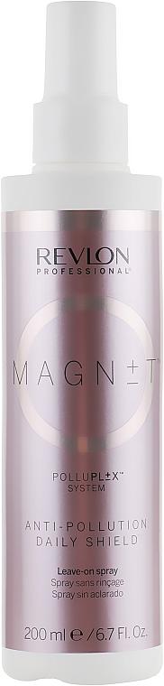 Ochranný vlasový sprej na denné použitie - Revlon Professional Magnet Anti-Pollution Daily Shield
