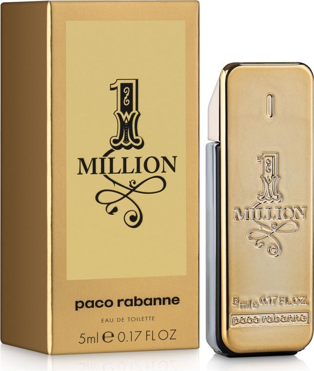 Paco Rabanne 1 Million - Toaletná voda (mini) — Obrázky N1