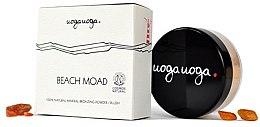 Voňavky, Parfémy, kozmetika Prírodný minerálny bronzer - Uoga Uoga Beach Moad Bronzing Powder-blush