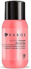 Voňavky, Parfémy, kozmetika Odlakovač s grapefruitom - Kabos Nail Polish Remover