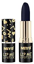 Voňavky, Parfémy, kozmetika Hydratačný rúž na pery - Miyo Lip Me Lipstick Belladonna