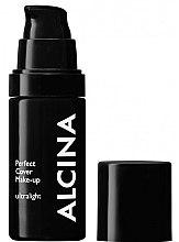 Voňavky, Parfémy, kozmetika Tonálny krém na tvár - Alcina Perfect Cover Make-up