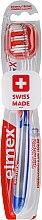 Voňavky, Parfémy, kozmetika Zubná pasta, modrá, 43613 - Elmex Toothbrush Caries Protection InterX Medium