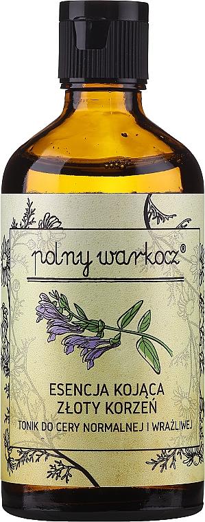 Upokojujúca esencia pre citlivú pokožku - Polny Warkocz