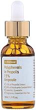 Voňavky, Parfémy, kozmetika Protizápalové sérum na tvár s propolisom - By Wishtrend Polyphenols In Propolis 15% Ampoule