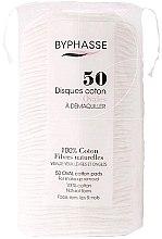 Voňavky, Parfémy, kozmetika Odličovacie vatové tampóny 50 ks - Byphasse Cotton