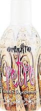 Voňavky, Parfémy, kozmetika Mlieko na opaľovanie v soláriu - Oranjito Level 3 White Tea Retro