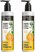 Voňavky, Parfémy, kozmetika Sada - Organic Shop (sh/gel/2x280ml)