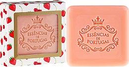 """Voňavky, Parfémy, kozmetika Mydlo """"Červené ovocie"""" - Essencias De Portugal Red Fruits Aromatic Soap"""