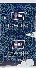 Voňavky, Parfémy, kozmetika Každodenné hygienické vložky Ideale Ultra Regular StayDrai, 20 ks - Bella