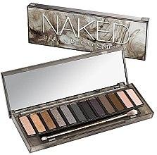 Voňavky, Parfémy, kozmetika Paleta tieňov na viečka - Urban Decay Naked Smoky Eyeshadow Palette