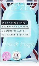 Kefa na vlasy, fialová - Tangle Teezer The Original Fine & Fragile Mint Violet — Obrázky N5