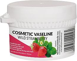 Voňavky, Parfémy, kozmetika Krém na tvár - Pasmedic Cosmetic Vaseline Wild Strawberry