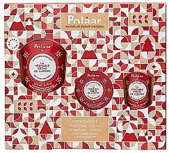 Voňavky, Parfémy, kozmetika Sada - Polaar Christmas 2020 Lapland Cracker Gift Set (hand/cr/50ml+cr/50ml+body/milk/200ml)