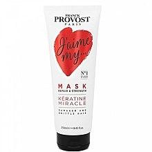 Voňavky, Parfémy, kozmetika Maska na regeneráciu a dodanie sily poškodeným vlasom - Franck Provost Paris Jaime My Hair Mask