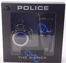 Voňavky, Parfémy, kozmetika Police The Sinner Love The Excess Man - Sada (edt/30ml + sh/gel/100ml)