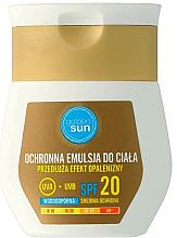 Voňavky, Parfémy, kozmetika Ochranný olej SPF20 - Golden Sun