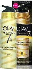 Voňavky, Parfémy, kozmetika Sérum s dvojitým hydratačným krémom SPF 20 - Olay Total Effects 7 In One Moisturizer + Serum Duo SPF 20
