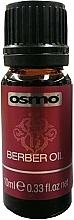 Voňavky, Parfémy, kozmetika Stylingový prípravok na vlasy s avokádovým, kokosovým a arganovým olejom - Osmo Berber Oil (miniatúra)