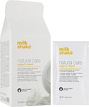 Voňavky, Parfémy, kozmetika Maska na vlasy - Milk Shake Natural Care Yogurt Mask Set
