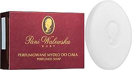 Voňavky, Parfémy, kozmetika Parfumované krém mydlo - Pani Walewska Ruby Soap