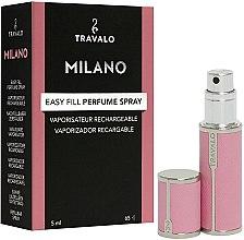 Voňavky, Parfémy, kozmetika Rozprašovač - Travalo Milano Pink Rose