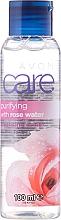 Voňavky, Parfémy, kozmetika Čistiaca tonizujúca ružová voda - Avon Care Purifying Cleansing Toner