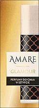 Voňavky, Parfémy, kozmetika Hmla na telo v tyčinke - Pharma CF Amare Glamour
