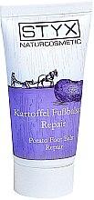 """Voňavky, Parfémy, kozmetika Regeneračný balzam na nohy """"Zemiakový"""" - Styx Naturcosmetic Potato Foot Balm Repair"""