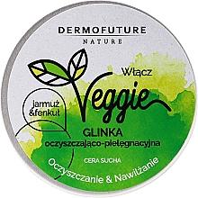Voňavky, Parfémy, kozmetika Čistiaca pasta na tvár - DermoFuture Veggie Kale & fennel Pasta