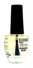 """Voňavky, Parfémy, kozmetika Olivový olej na nechty """"Sparkling blush"""" - Chiodo PRO"""