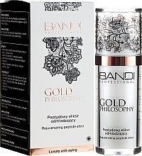 Voňavky, Parfémy, kozmetika Omladzujúci peptidový elixír - Bandi Professional Gold Philosophy Rejuvenating Peptide Elixir