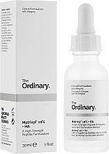 Voňavky, Parfémy, kozmetika Peptidové sérum s kyselinou hyalurónovou - The Ordinary Matrixyl 10% + HA