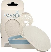 Voňavky, Parfémy, kozmetika Ekologické cestovné balenie pre tuhý šampón a kondicionér - Foamie Travel Buddy with Removable Shelf