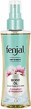 """Voňavky, Parfémy, kozmetika Olej na telo """"Intenzívny"""" - Fenjal Intensive Body Oil"""