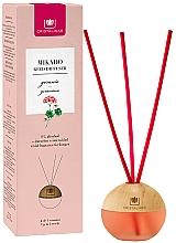 "Voňavky, Parfémy, kozmetika Aromatický difúzor ""Geranium"" - Cristalinas Mikado Reed Diffuser"